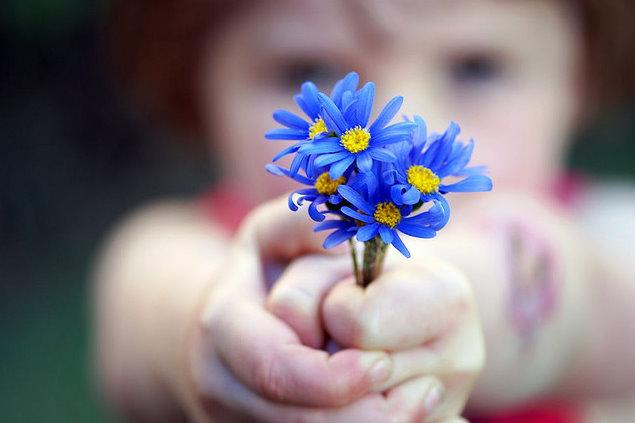 flower-offering